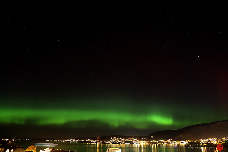 northern lights bergen norway hordaland aurora borealis 2014 - fehephotography - blasko 01